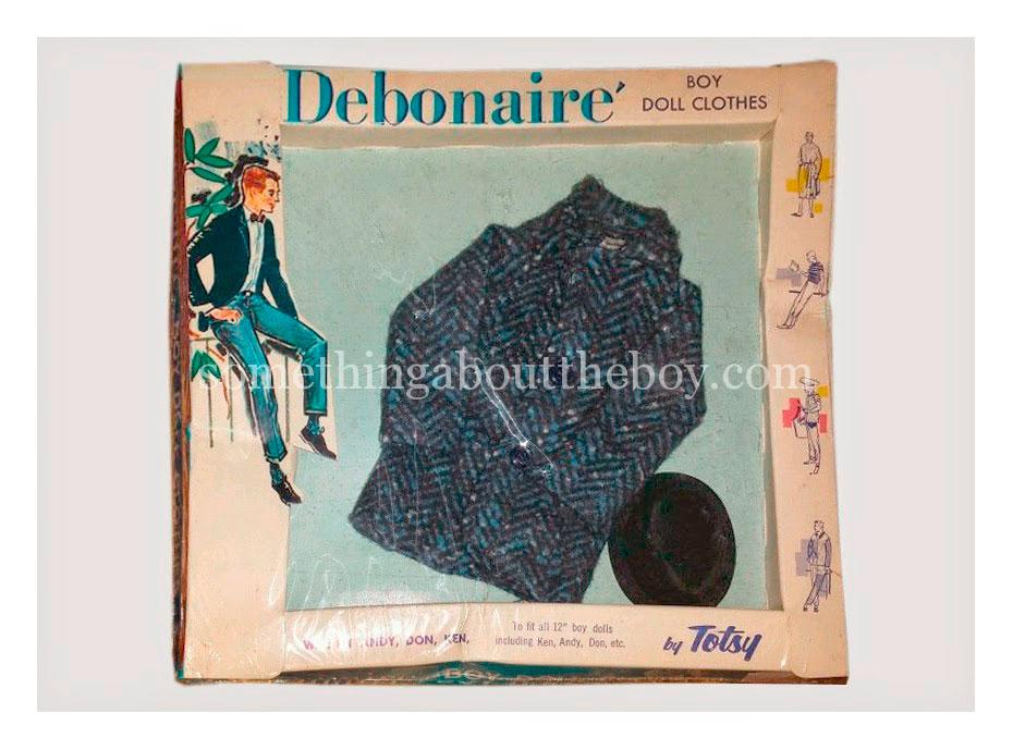 Debonaire Boy Doll Clothes by Totsy