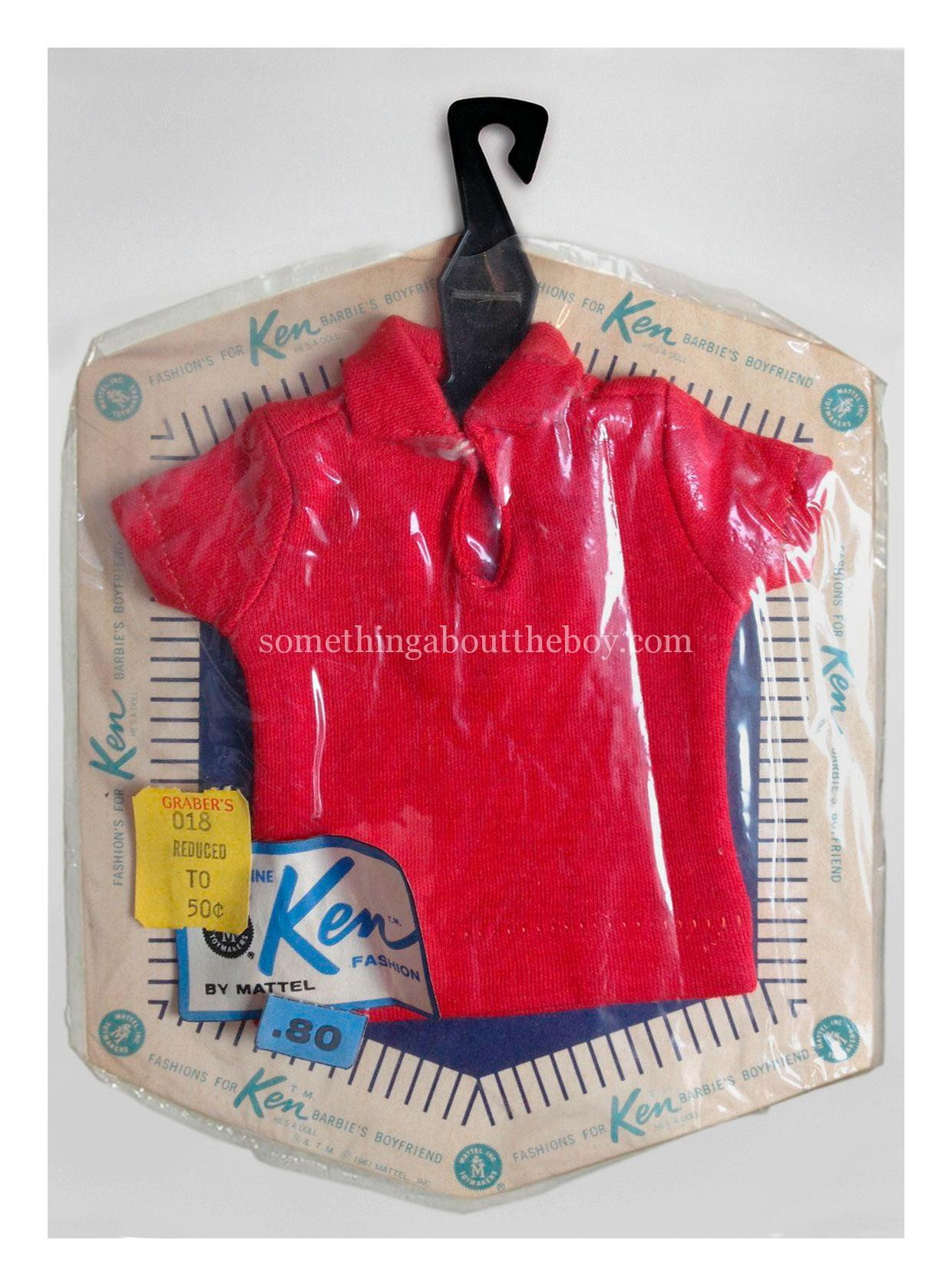 1962 Polo Shirt in original packaging
