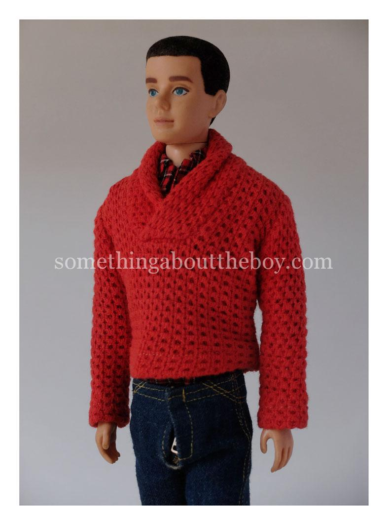 1962 Sewn Sweater (or Pullover Sweater)