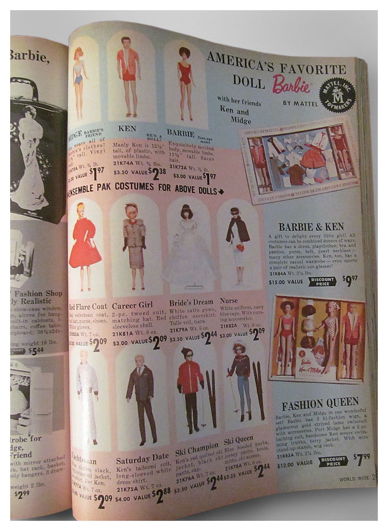 1963-64 Fall Winter World Wide Discount catalogue