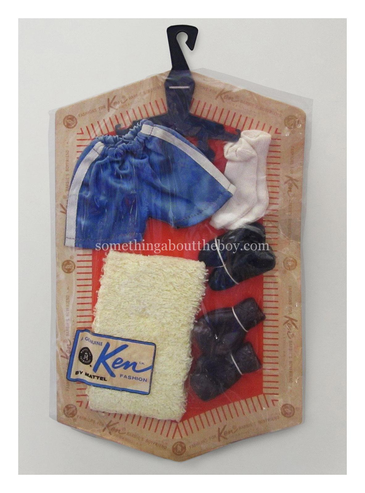 1963 Boxing Outfit in original packaging