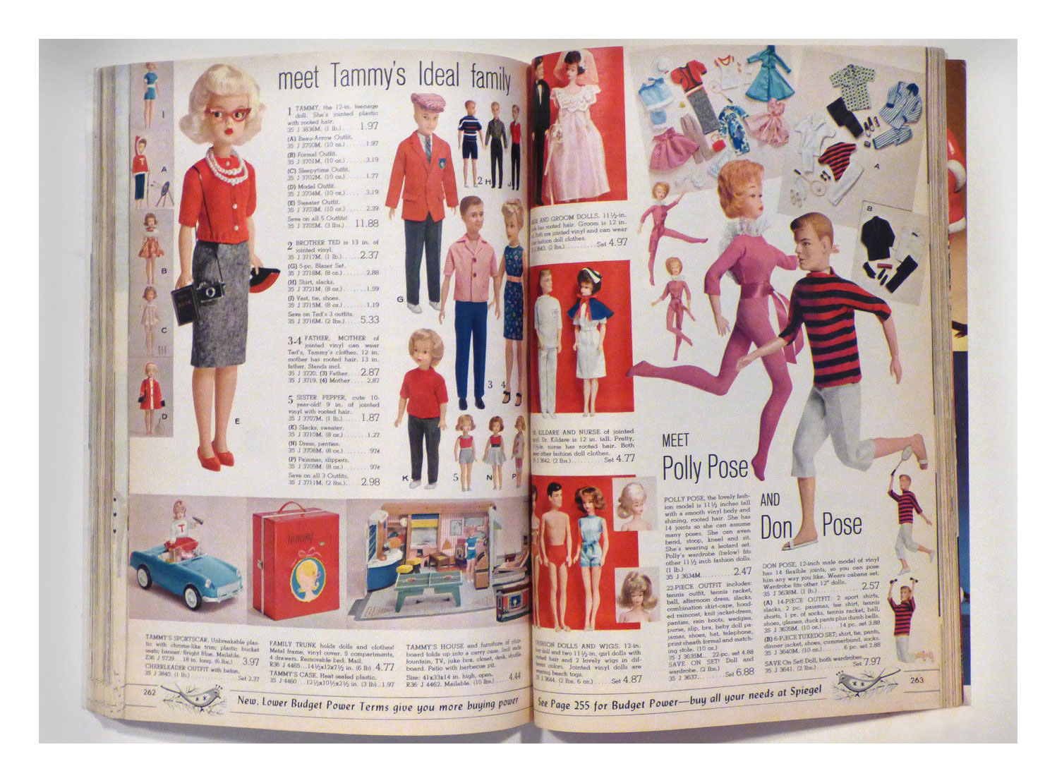 From 1963 Spiegel Christmas Book
