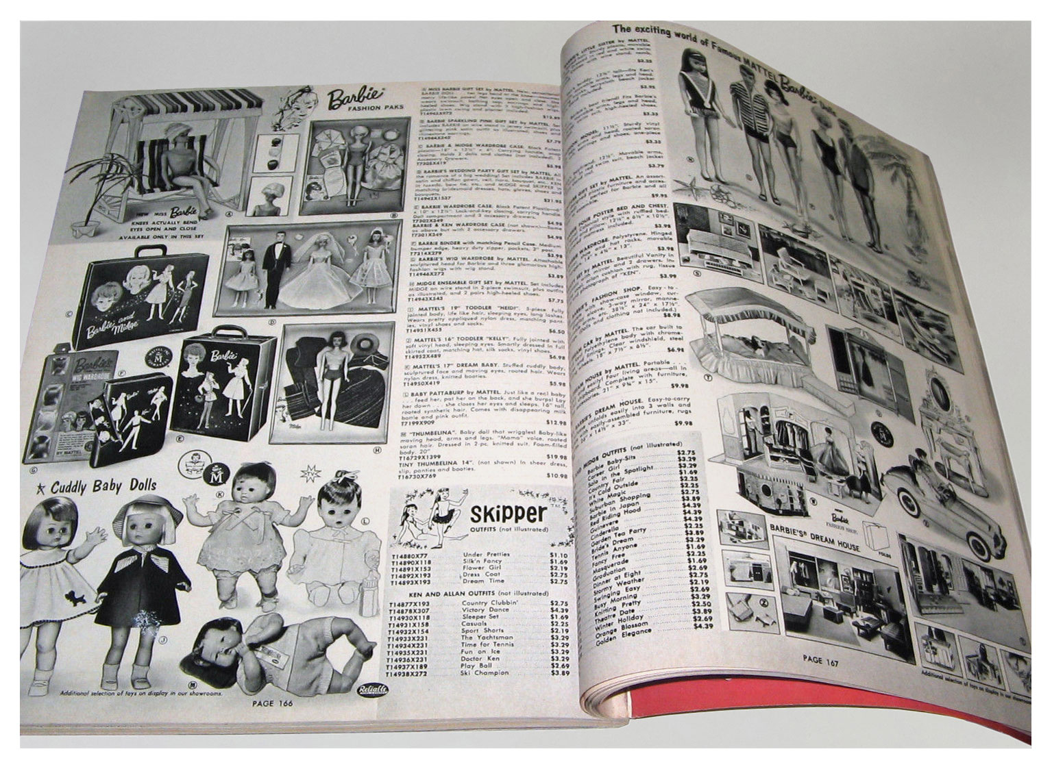 From 1964-65 Canadian Consumers Distributing Co. Ltd. Wholesale Guide
