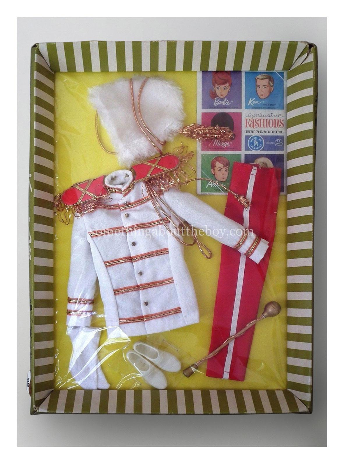 1964 #0775 Drum Major in original packaging