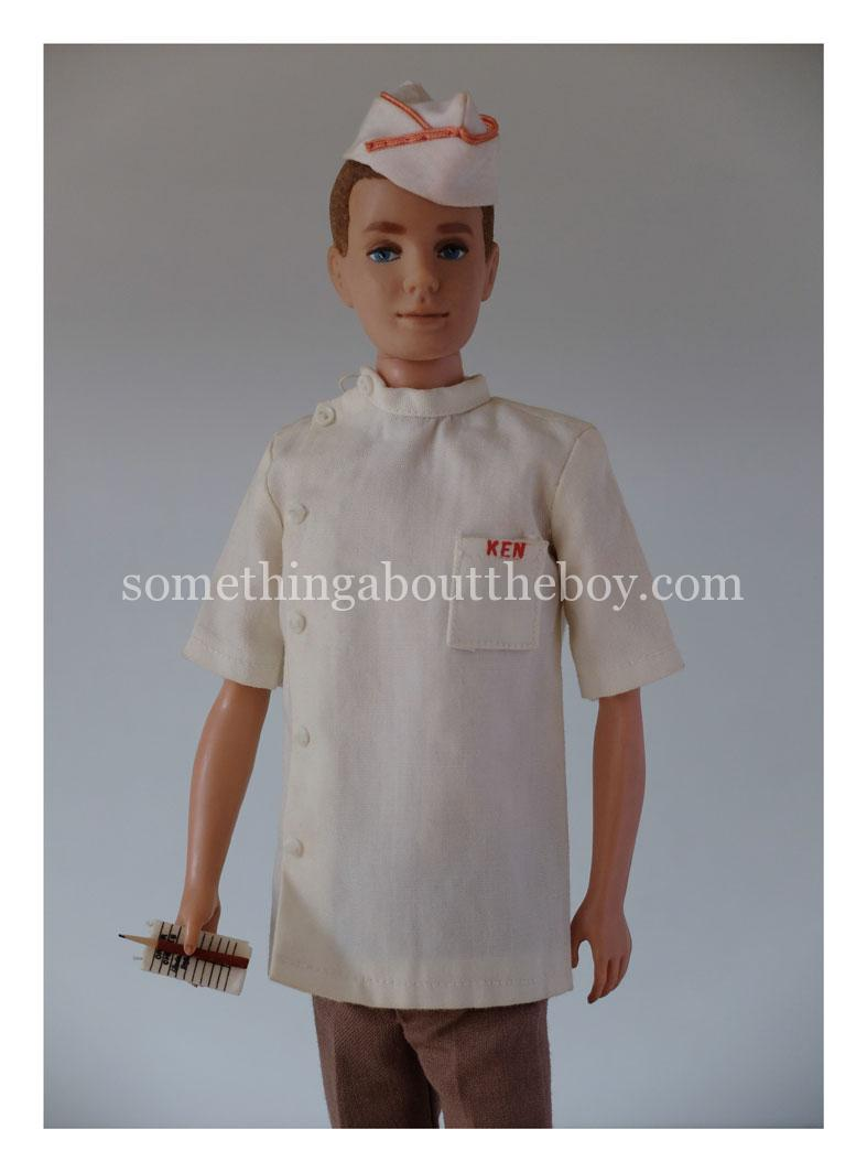 1964 #1407 Fountain Boy variation overall
