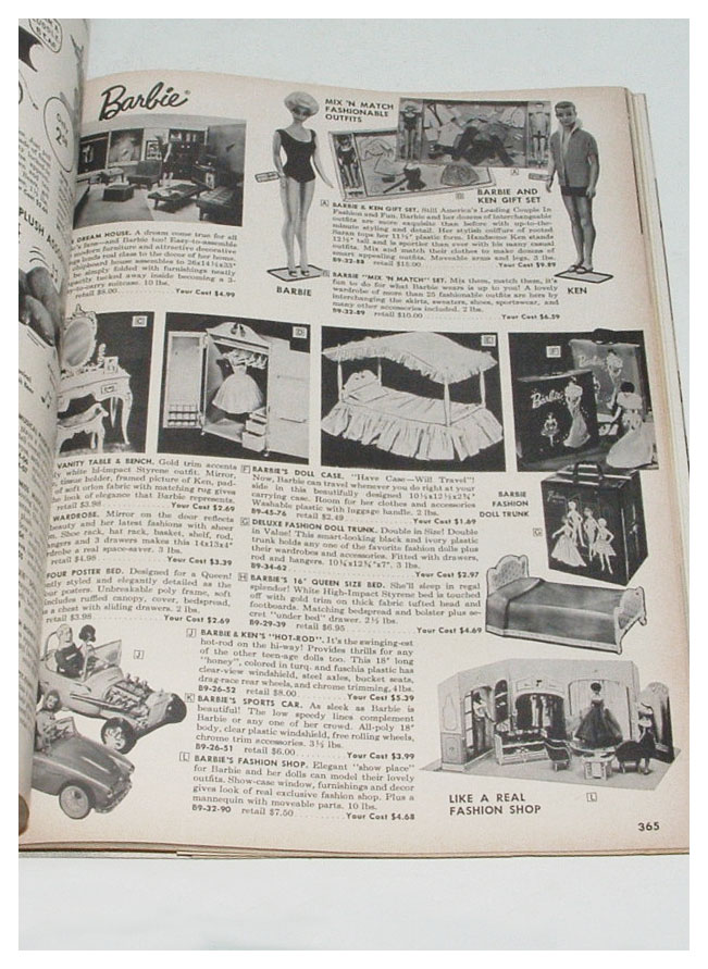 From 1964 First Distributors Year Round catalogue