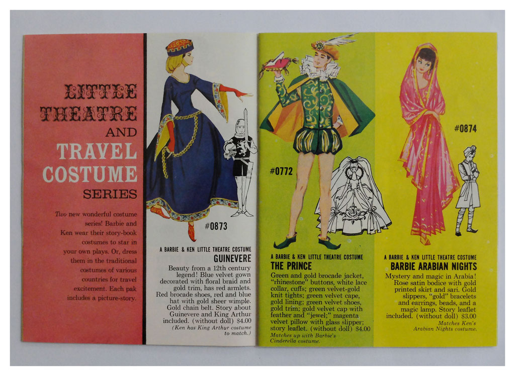 From 1964 Exclusive Fashions book 4