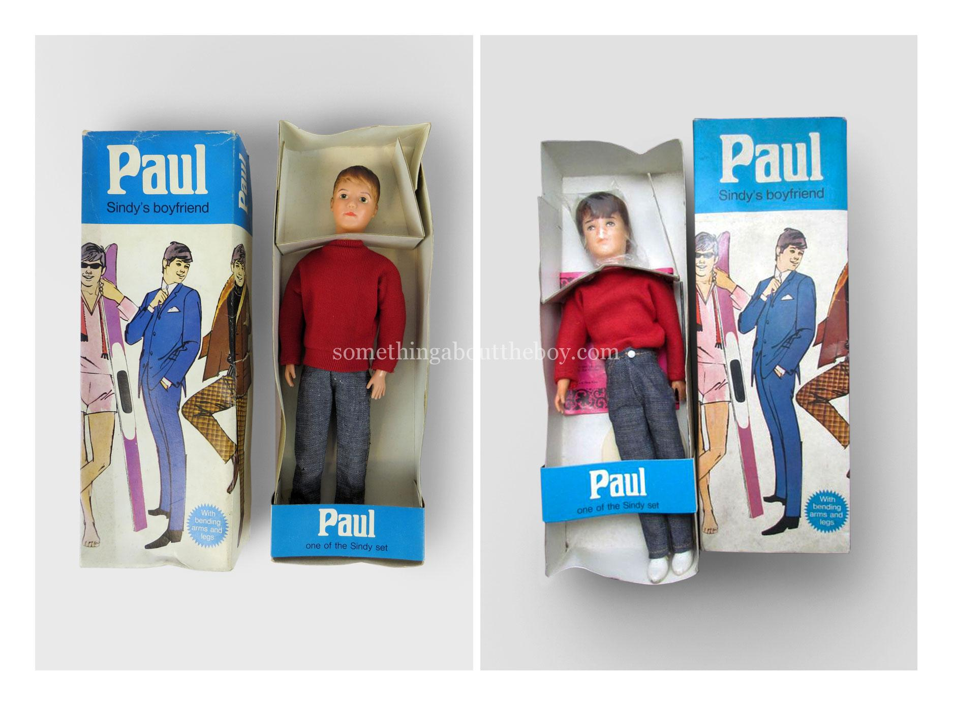 1965-7 Paul by Pedigree UK