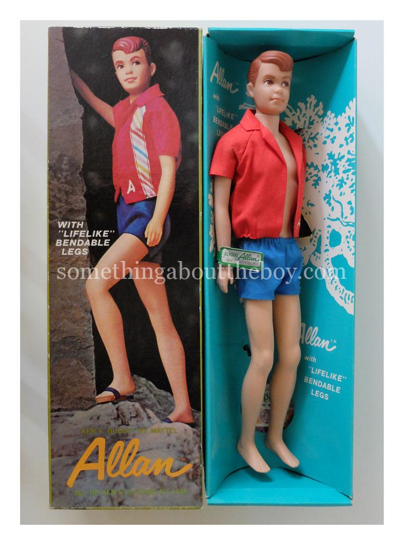1965 #1010 Allan in original packaging (Printed in Japan)
