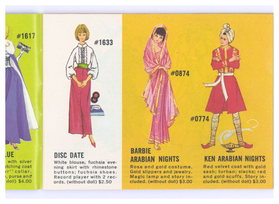 1965 Exclusive Fashions book 1