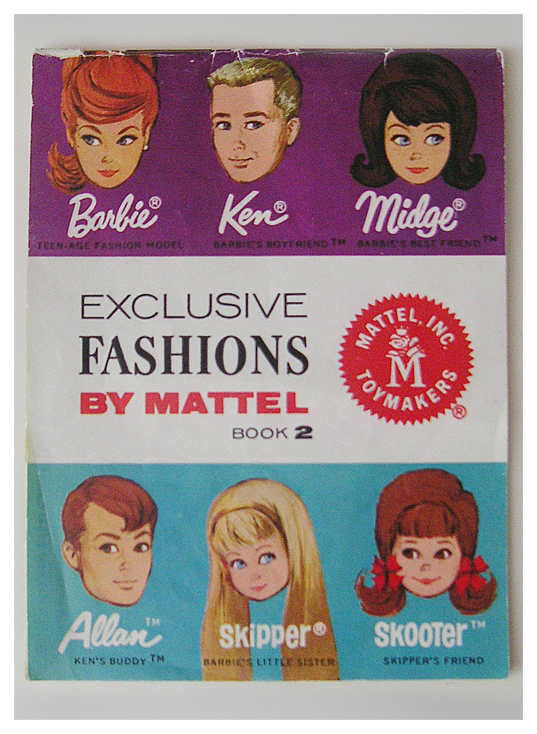 1965 Fashion Exclusives book 2