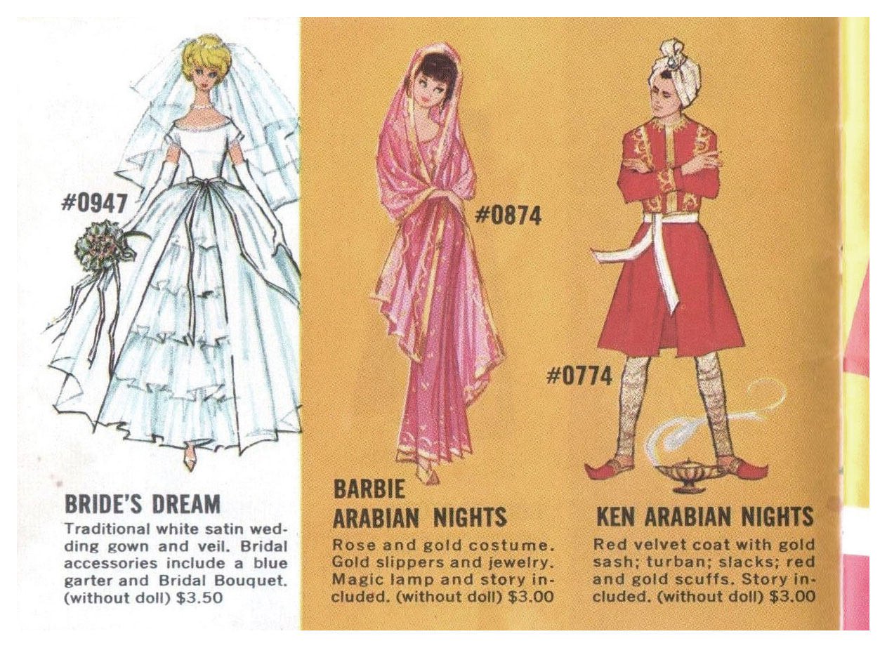 From 1965 Fashion Exclusives book 2