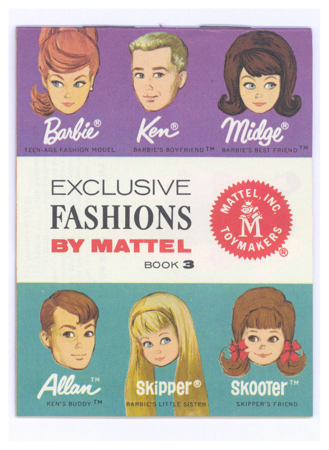 1965 Exclusive Fashions book 3