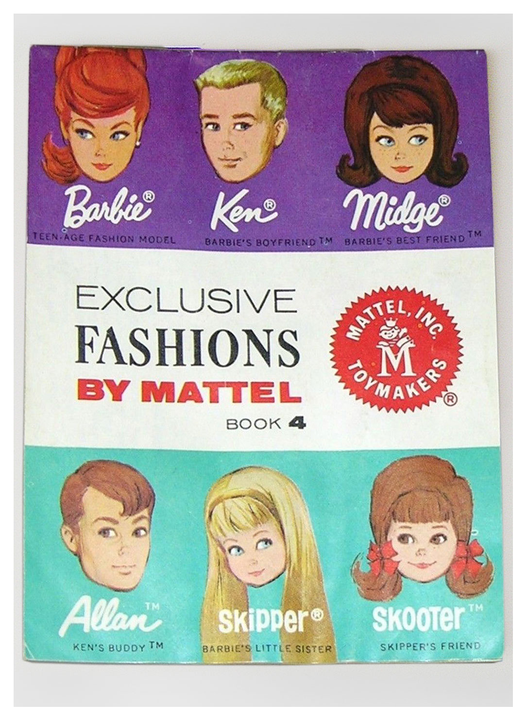 1965 Exclusive Fashions book 4