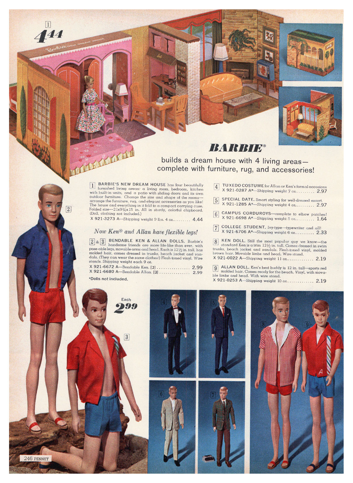 From 1965 Penneys Christmas catalogue