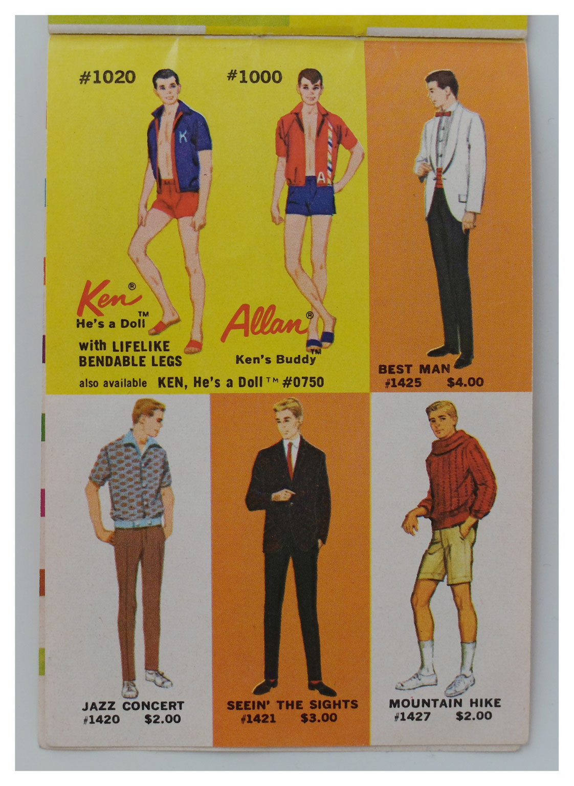 From 1966 Fashion Playthings book 4