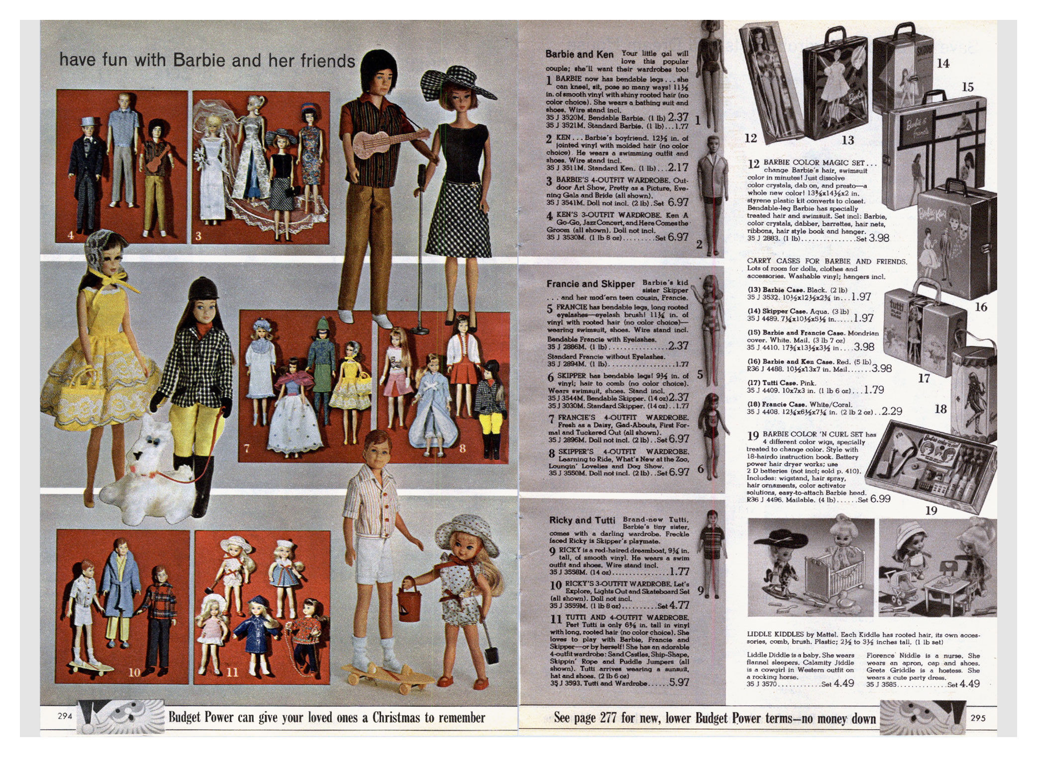 1966 Spiegel Christmas catalogue