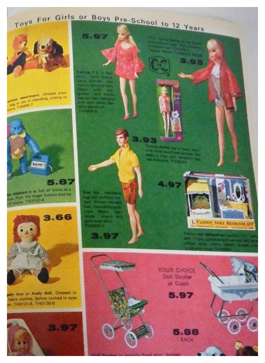 From 1970 Coast to Coast Christmas catalogue