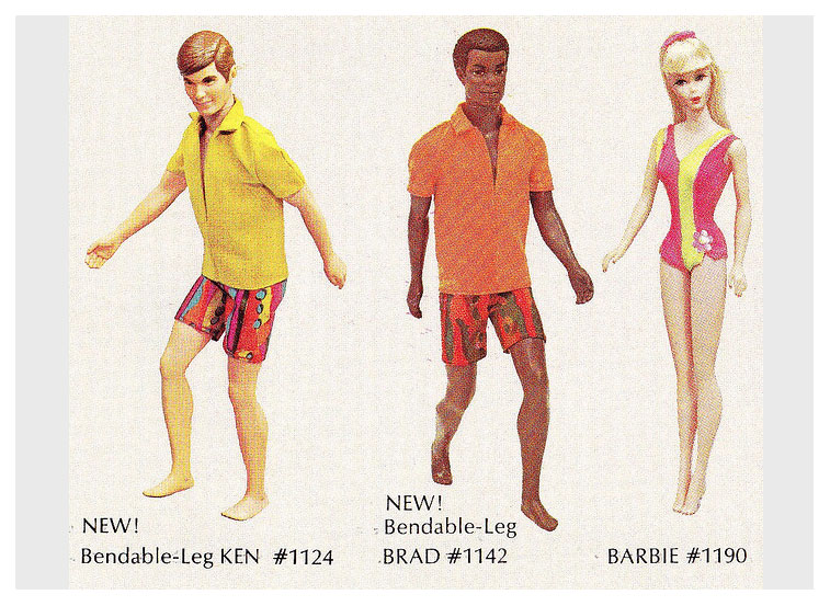 From 1970 Living Barbie booklet (II)