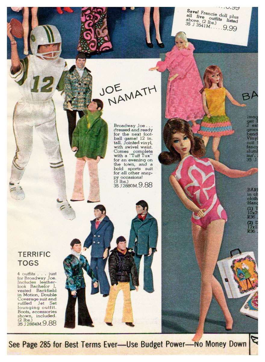 From 1970 Spiegel Christmas catalogue