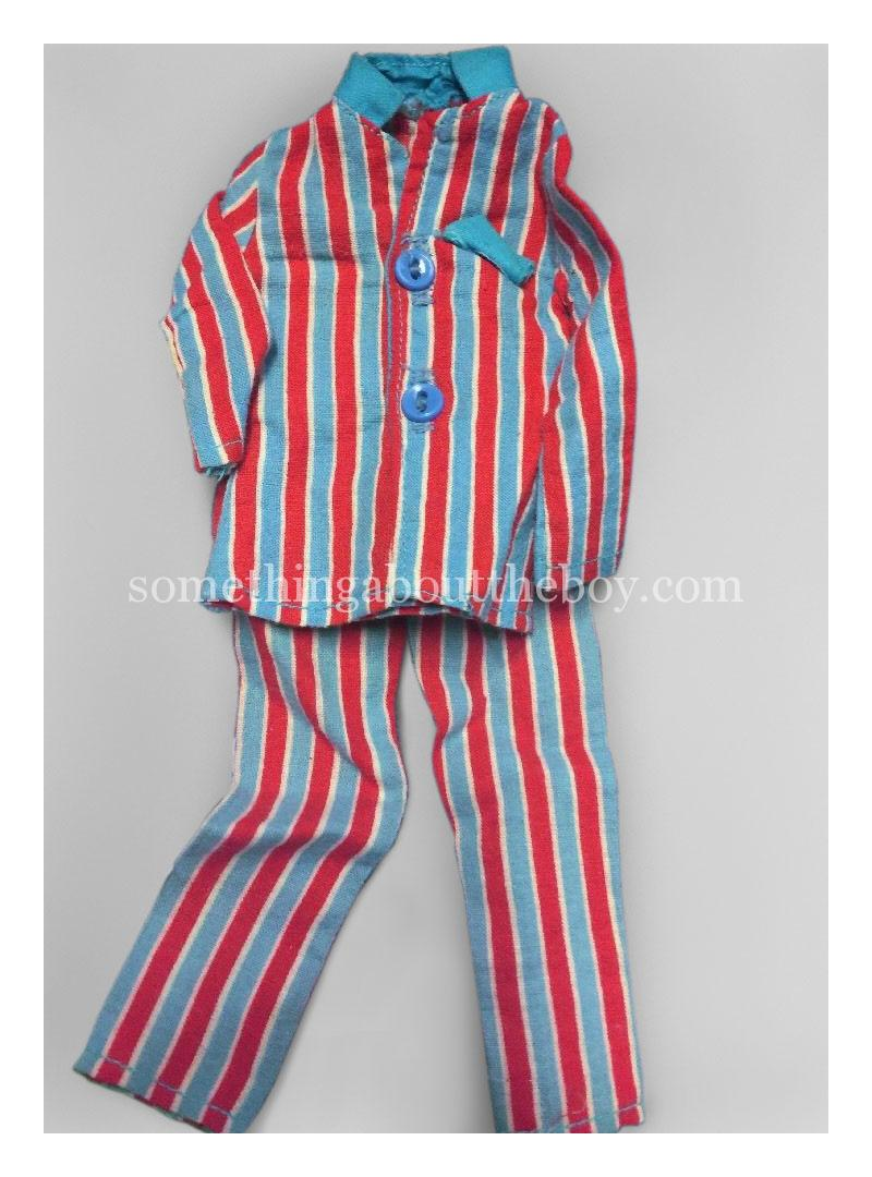 c.1970 unidentified clone pajamas