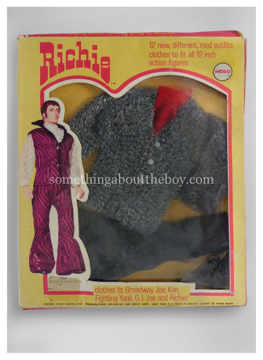 1971 casual outfit for Richie by Mego