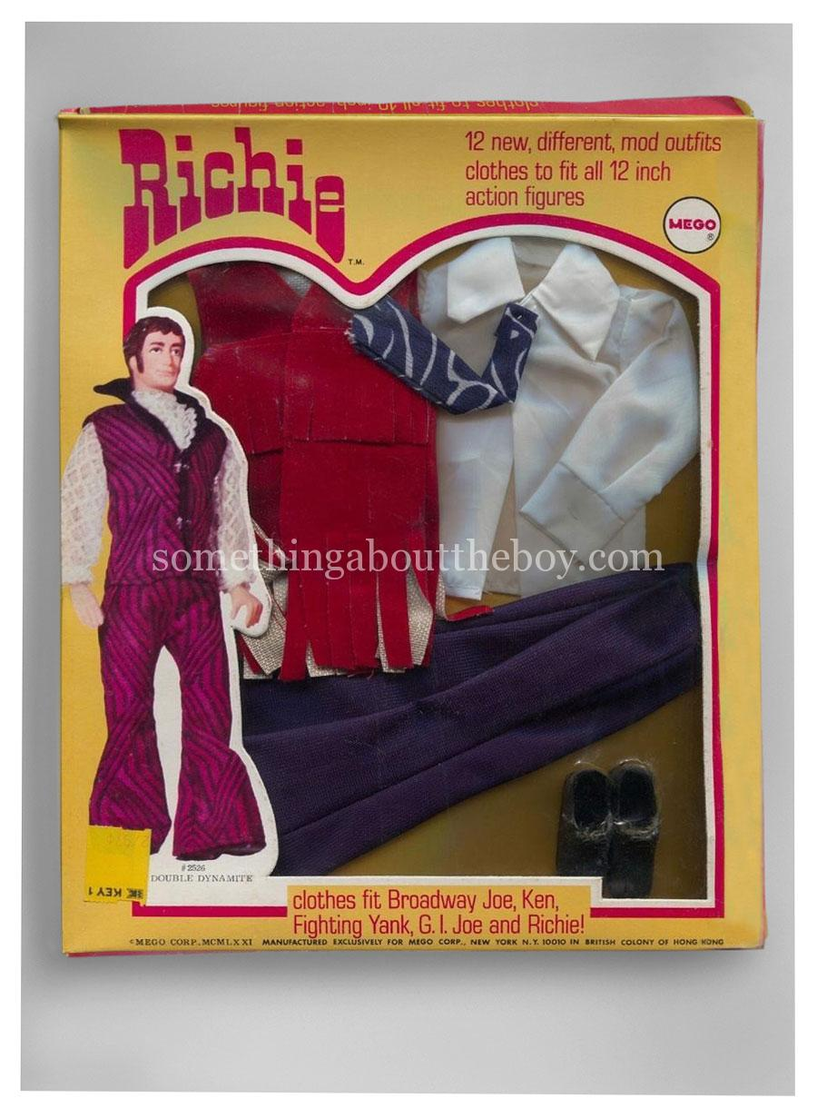 1971 Fantastic Fringe for Richie by Mego