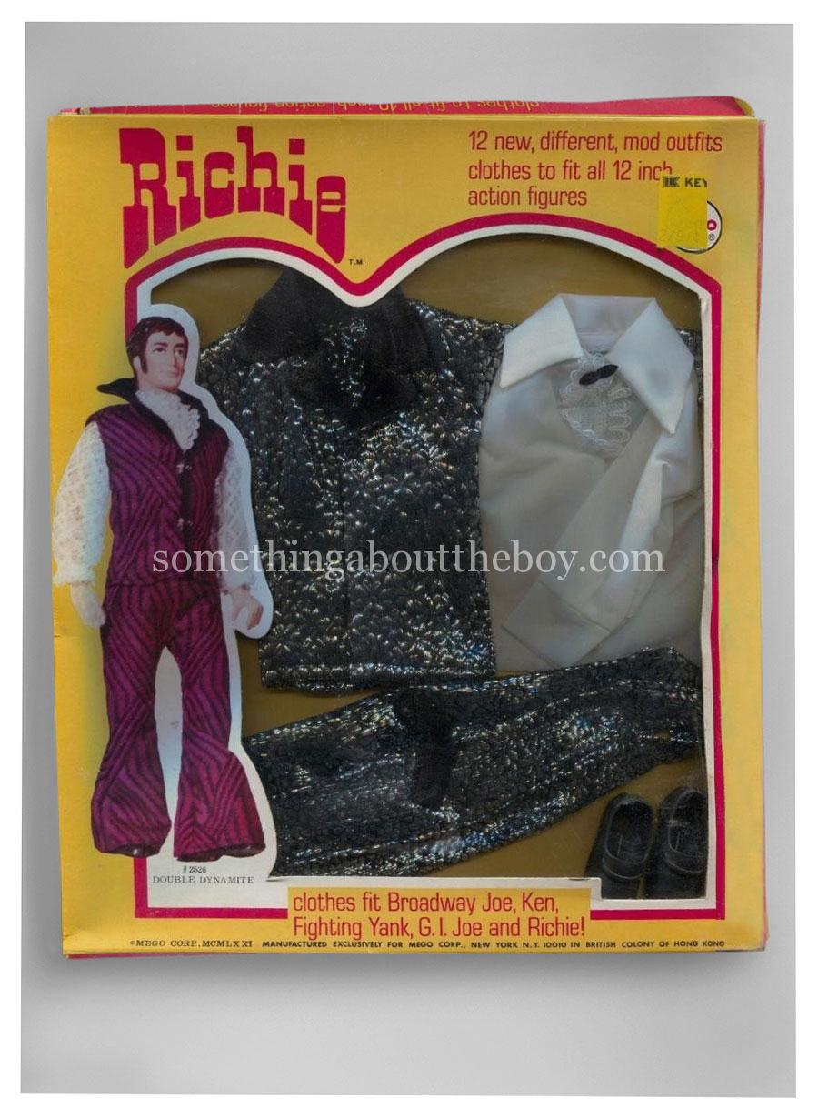 1971 Tux 'N' Tuff for Richie by Mego