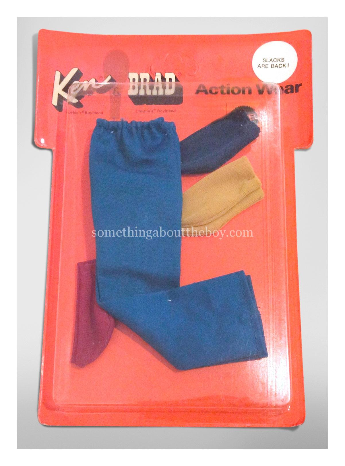 1971 Action Wear Slacks Are Back! in original packaging