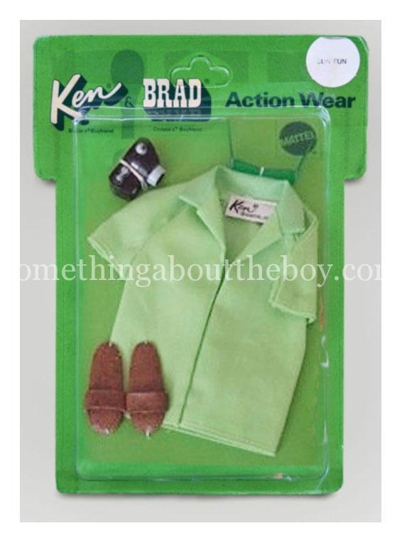 1971 Action Wear Sun Fun in original packaging