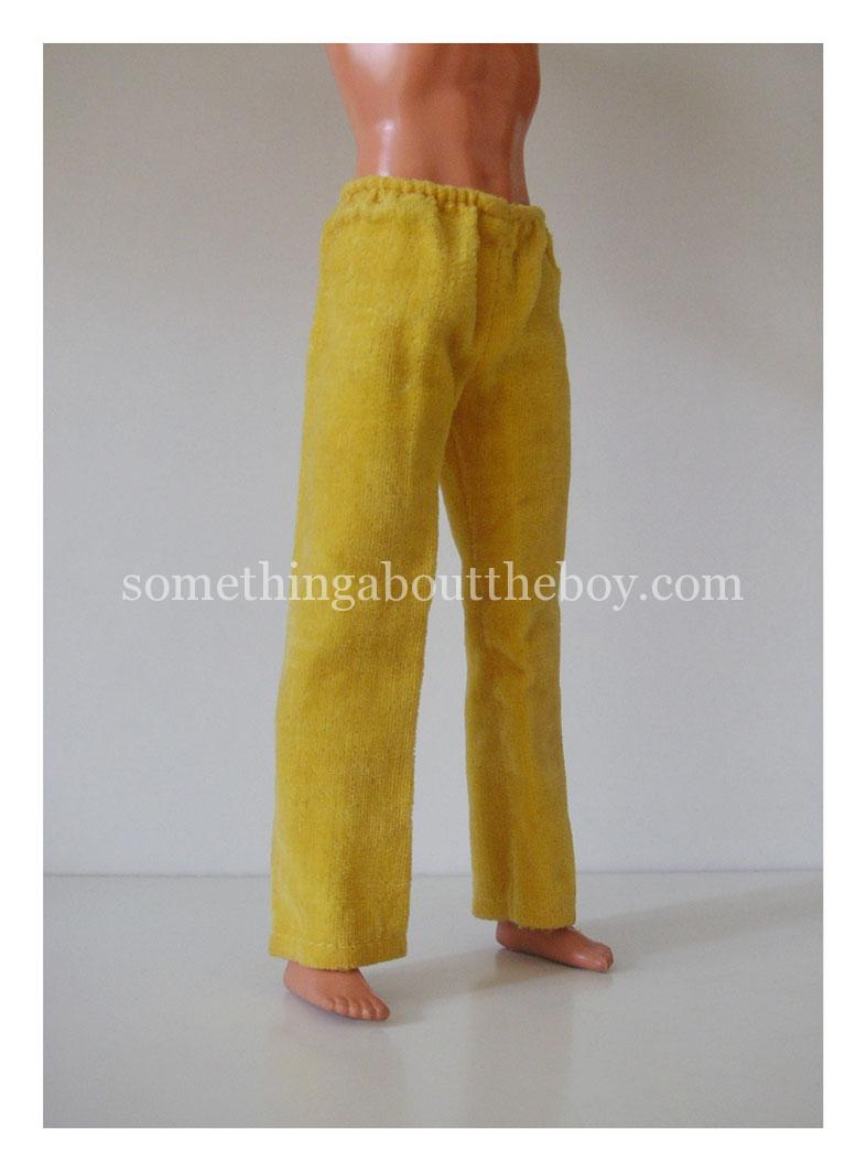 1972 #1514 Casual All Stars trousers