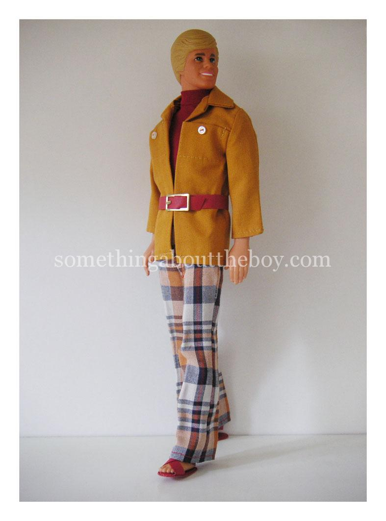 1972 Fashion Originals #1828 Mod Madras