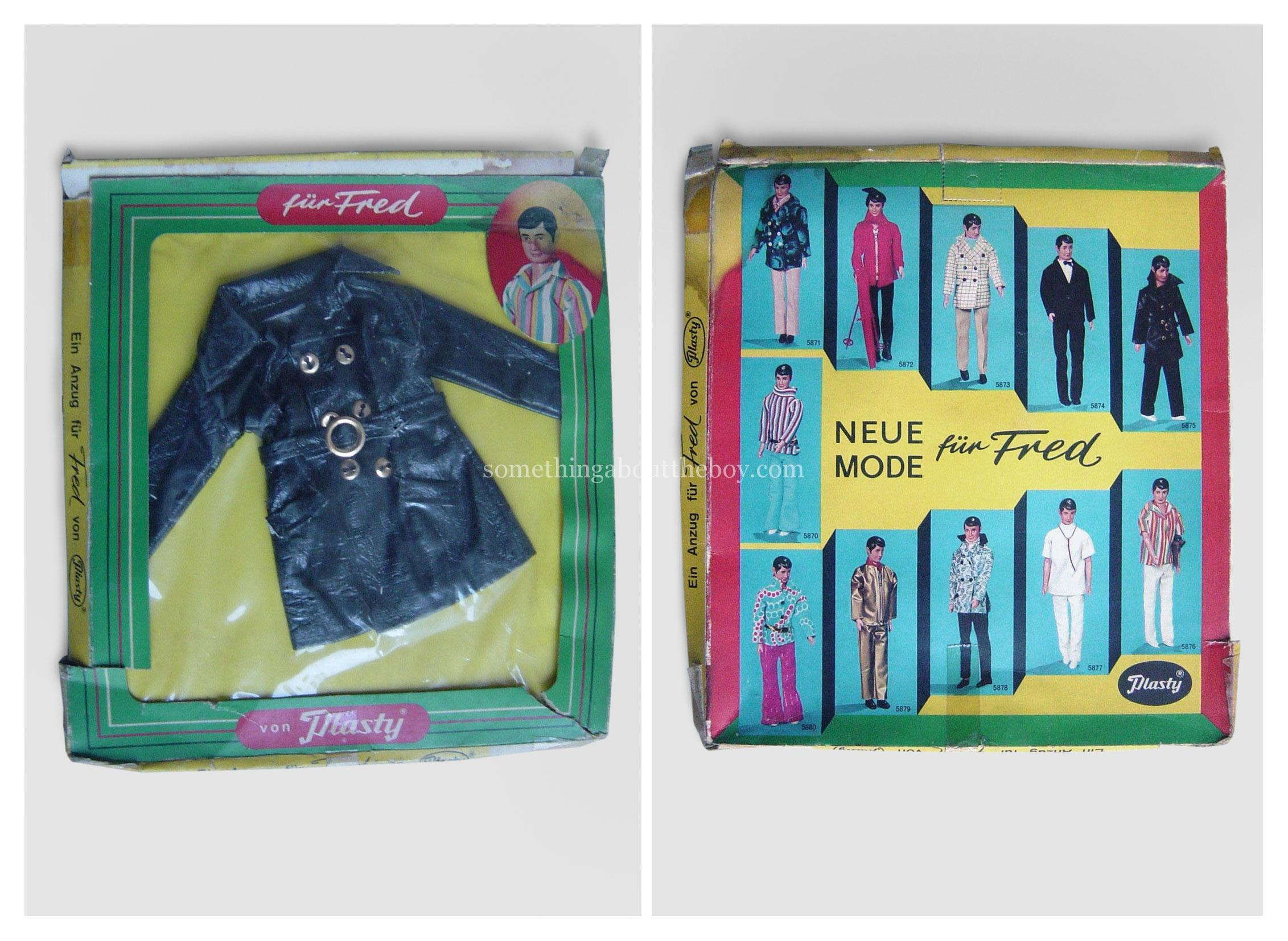 1972 Fred outfit #5875 by Plasty (Germany)