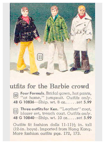 From 1972 Montgomery Ward Christmas catalogue