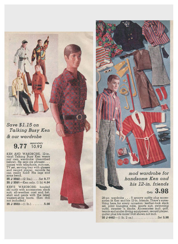 From 1972 Spiegel Christmas catalogue