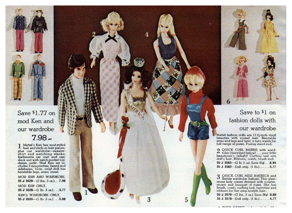 From 1973 Spiegel Christmas catalogue