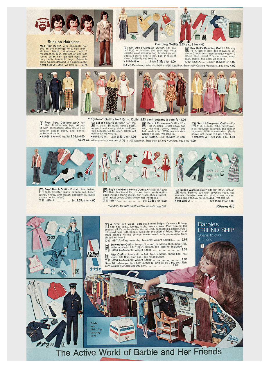 From 1974 JCPenney Christmas catalogue