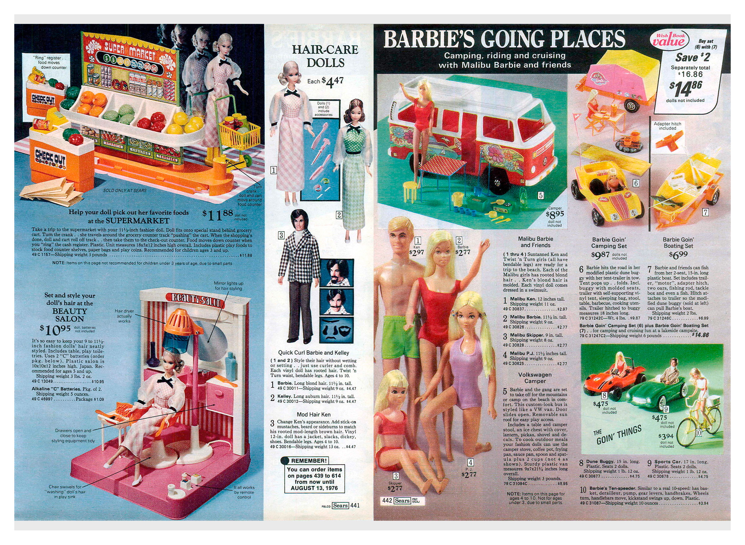 From 1975 Sears Wish Book