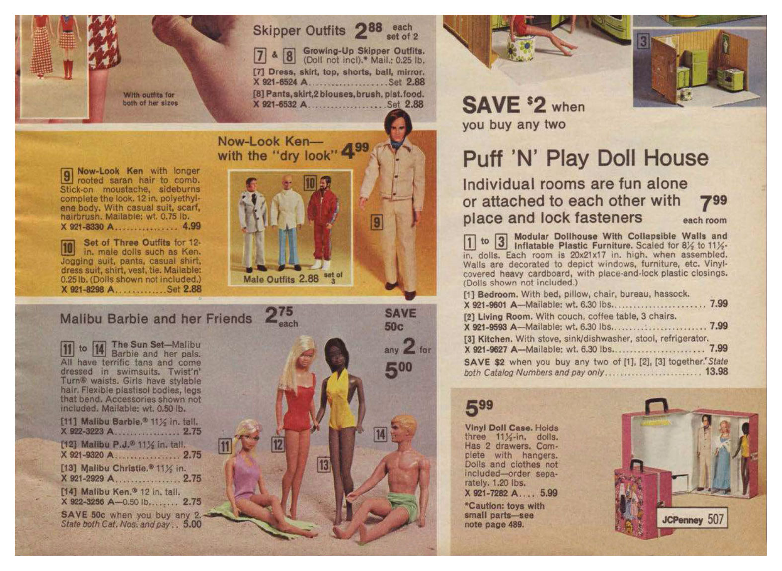 From 1976 JCPenney Christmas catalogue