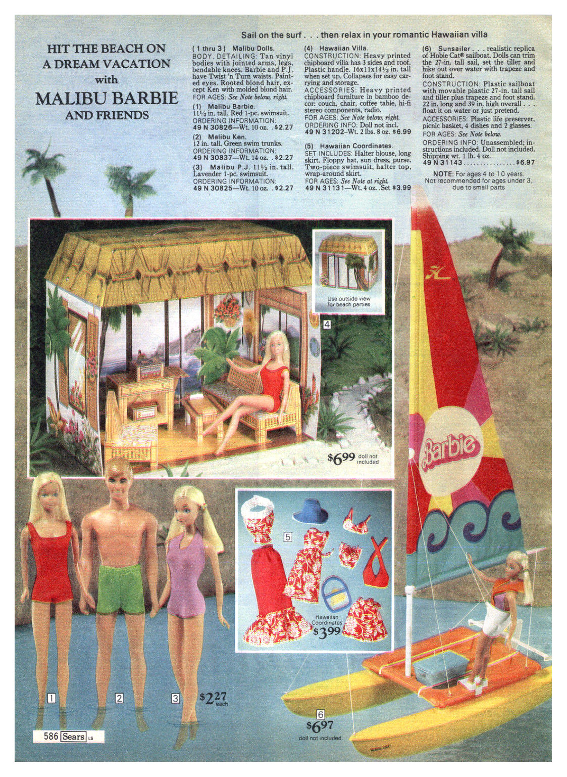 From 1976 Sears Wish Book