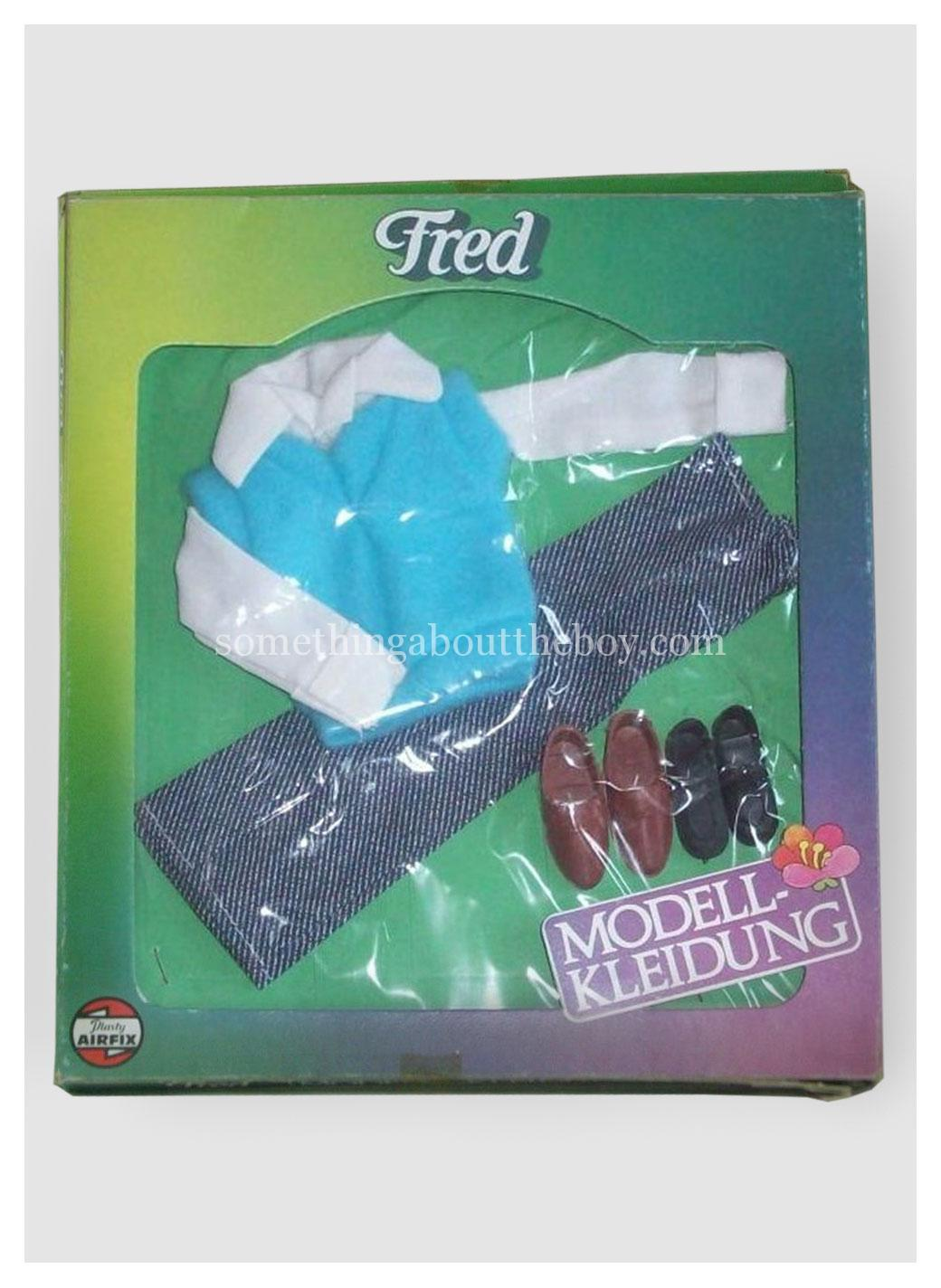 1977 Fred by Plasty/Airfix Modellkleidung #5873
