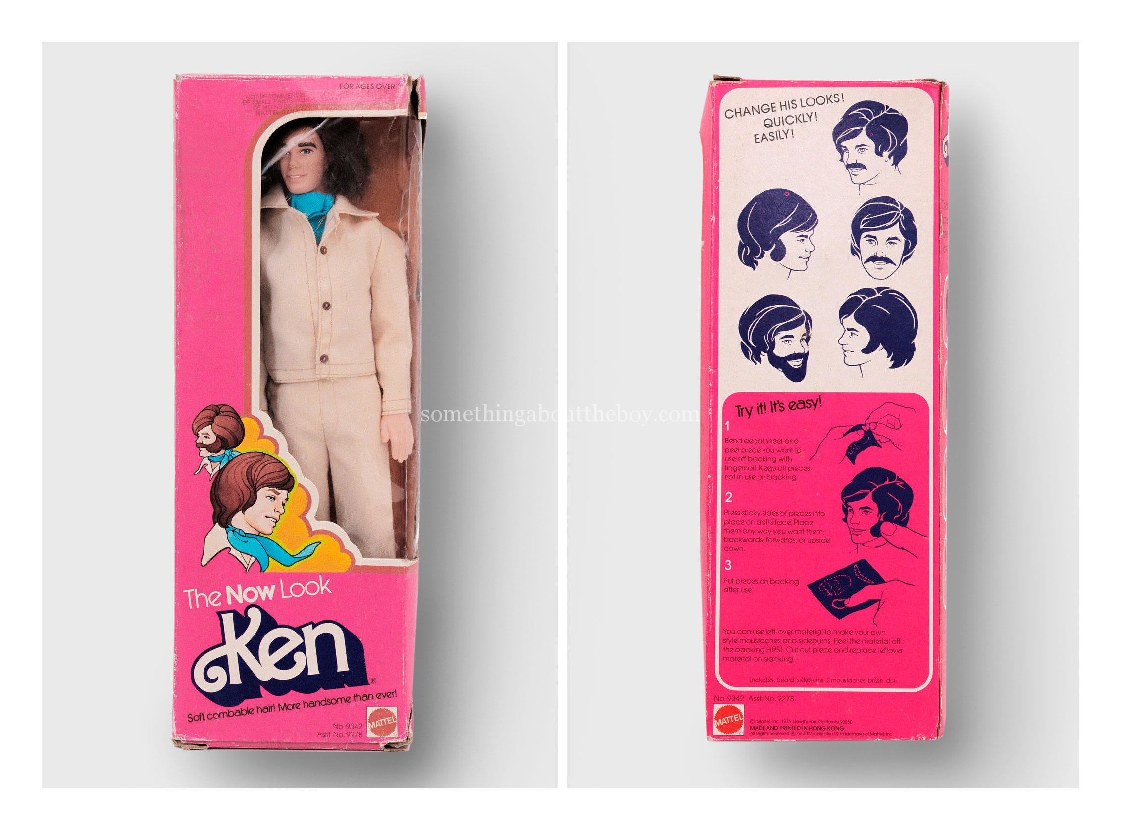1977 #9342 The Now Look Ken (Canadian version)