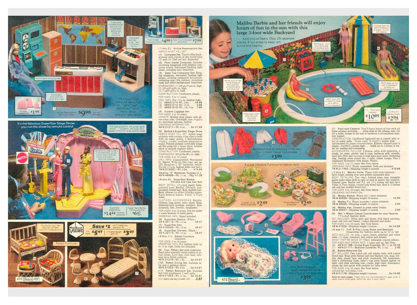From 1978 Sears Wish Book