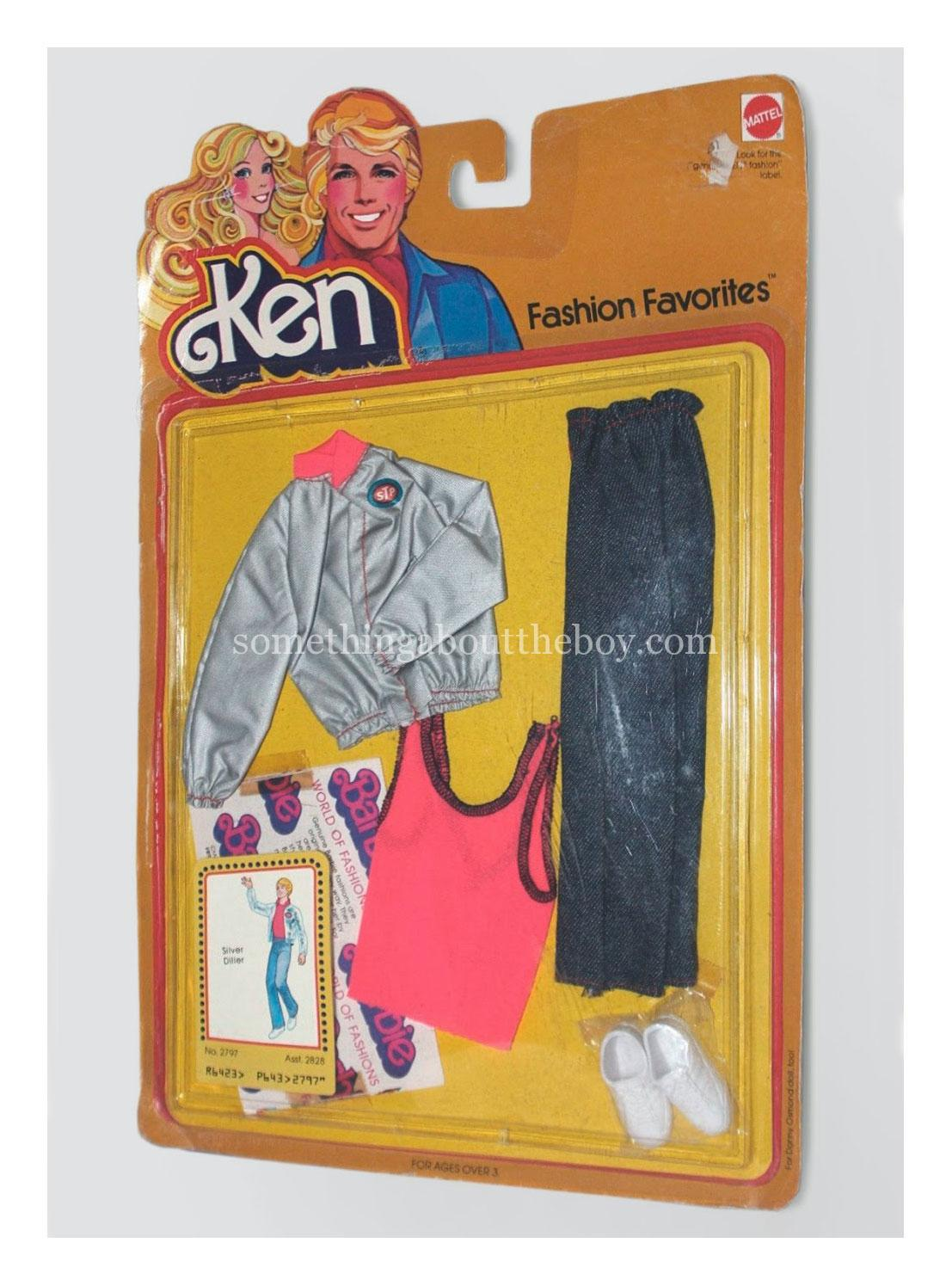 1979 #2797 Fashion Favorites in original packaging