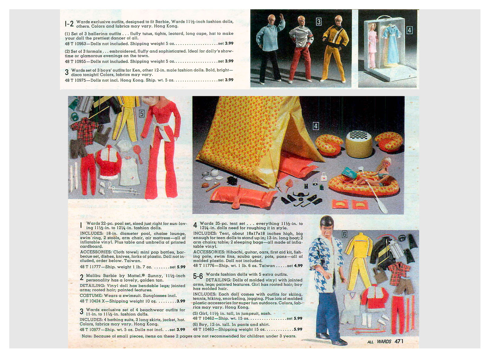 From 1979 Montgomery Ward Christmas catalogue
