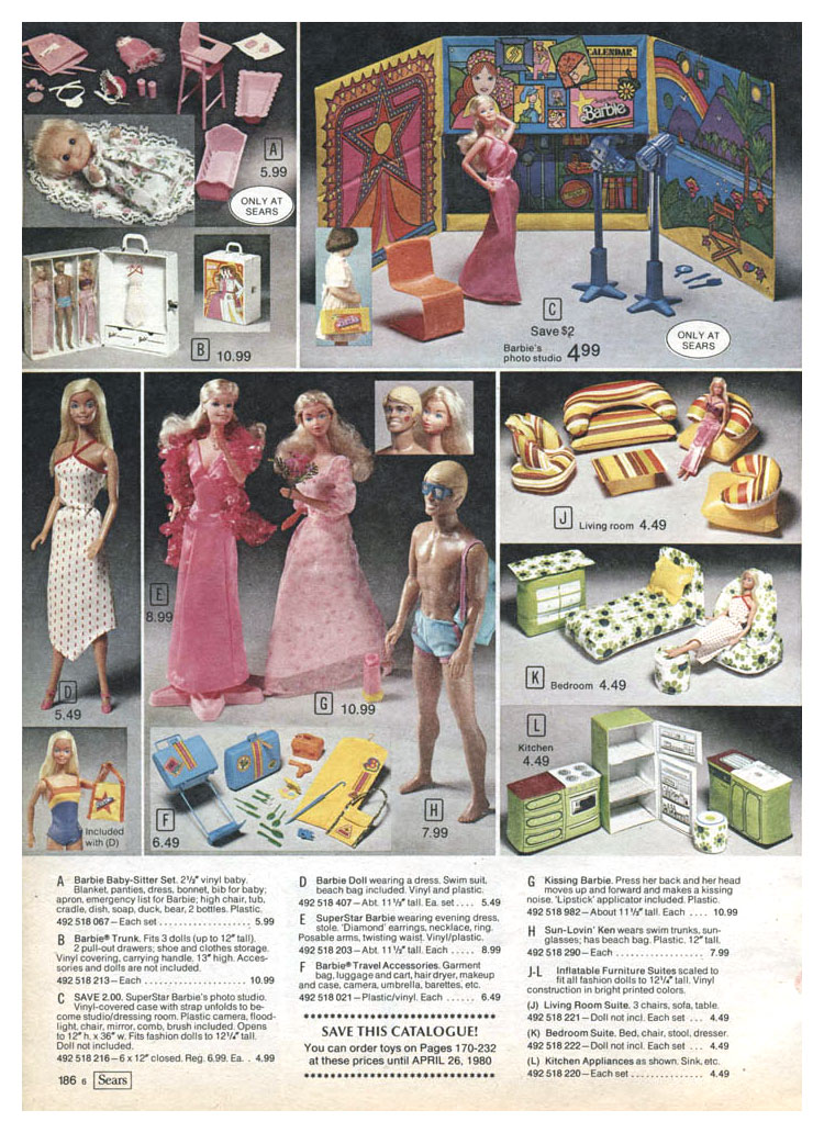 From 1979 Sears Canada Christmas catalogue