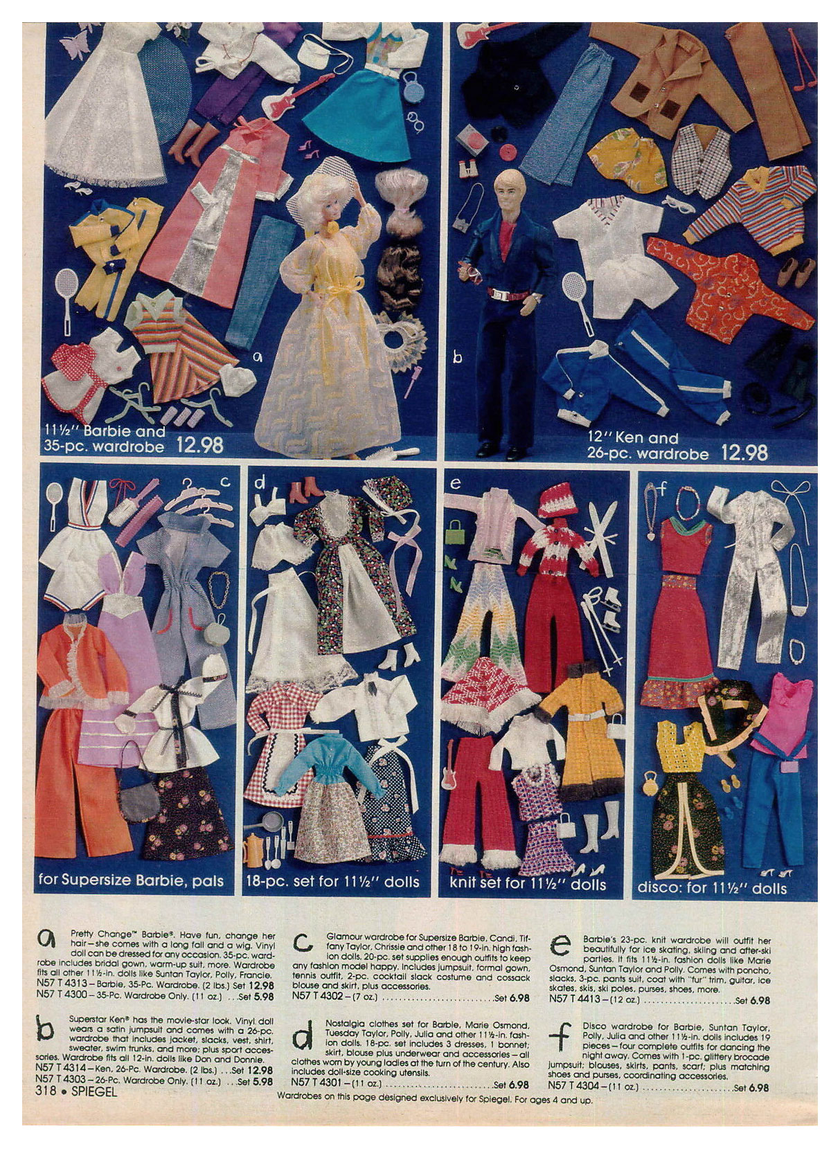 From 1979 Spiegel Christmas catalogue