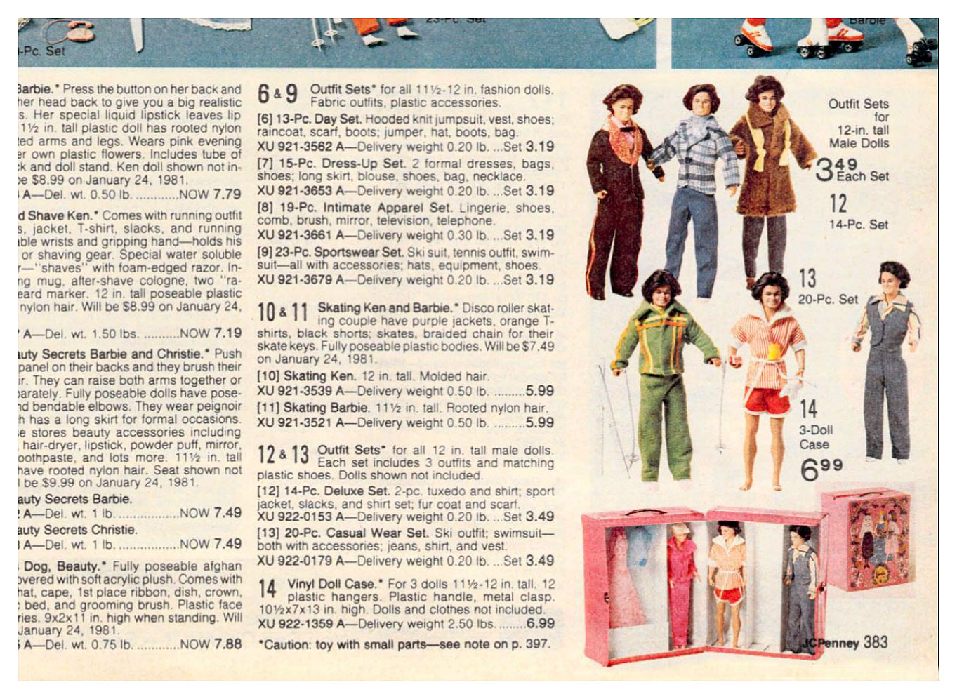 From 1980 JCPenney Christmas catalogue