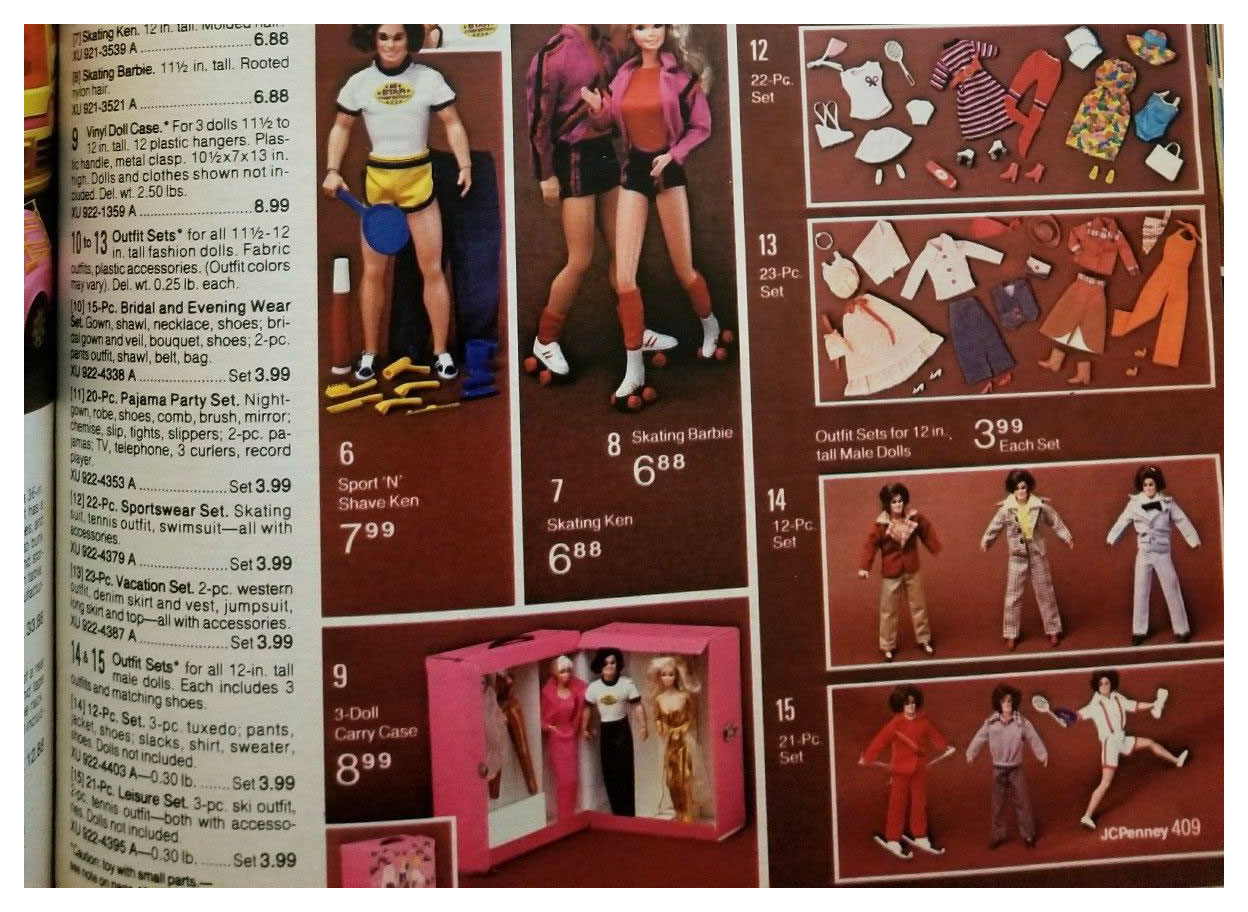 From 1981 JCPenney Christmas catalogue