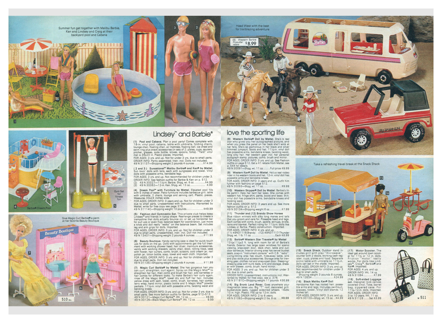 From 1982 Sears Wish Book